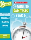 Grammar, Reading and Maths Year 6 - Book