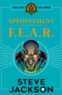 Fighting Fantasy: Appointment With F.E.A.R. - Book