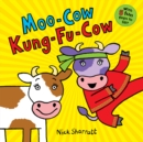 Moo-Cow Kung-Fu-Cow - Book