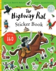 The Highway Rat Sticker Book - Book