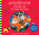 Zog and the Flying Doctors Book and CD - Book