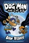 Dog Man 4: Dog Man and Cat Kid - Book