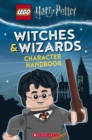 Witches and Wizards Character Handbook (LEGO Harry Potter) - Book