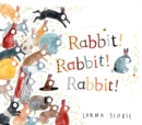 Rabbit! Rabbit! Rabbit! - Book