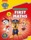 First Maths (Ages 3 to 4; PAW Patrol Early Learning Sticker Workbook) - Book