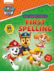 First Spelling (Ages 4 to 5; PAW Patrol Early Learning Sticker Workbook) - Book