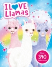 I Love Llamas! Activity Book - Book