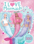 I Love Mermaids! Activity Book - Book