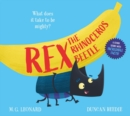 Rex the Rhinoceros Beetle - Book