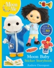 Moon Baby Sticker Storybook - Book
