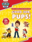 Good Job, Pups! Sticker Reward Book - Book
