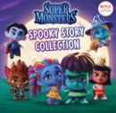 Spooky Story Collection (Super Monsters - Netflix) - Book