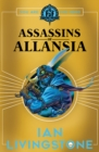 ASSASSINS OF ALLANSIA - Book
