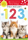 Trace and Learn 123 - Book