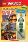 LEGO Ninjago: Legends of the Ninja - Book
