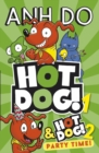 Hot Dog 1&2 bind-up - Book