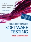 Foundations of Software Testing ISTQB Certification - Book