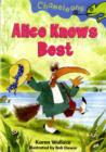 Alice Knows Best - Book