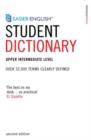 Easier English Student Dictionary : Over 35,000 terms clearly defined - eBook