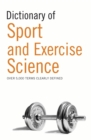 Dictionary of Sport and Exercise Science - eBook