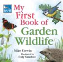RSPB My First Book of Garden Wildlife - Book