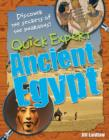 Quick Expert: Ancient Egypt : Age 8-9, Below Average Readers - Book