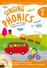 Singing Phonics 2 : Songs and Chants for Teaching Phonics - Book