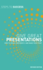 Give Great Presentations : How to Speak Confidently and Make Your Point - eBook