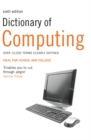 Dictionary of Computing - Book