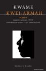 Kwei-Armah Plays: 1 : Elmina's Kitchen; Fix Up; Statement of Regret; Let There Be Love - eBook