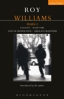 Williams Plays: 3 : Fallout; Slow Time; Days of Significance; Absolute Beginners - eBook