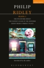Ridley Plays 1 : The Pitchfork Disney; The Fastest Clock in the Universe; Ghost from a Perfect Place - eBook