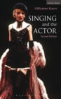 Singing and the Actor - eBook