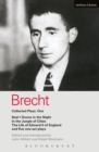Brecht Collected Plays: 1 : Baal; Drums in the Night; In the Jungle of Cities; Life of Edward II of England; & 5 One Act Plays - eBook