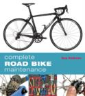 Complete Road Bike Maintenance - Book