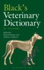 Black's Veterinary Dictionary - Book