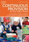 Continuous Provision in the Early Years - Book