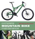 Complete Mountain Bike Maintenance - eBook