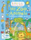 My Zoo Animals Activity and Sticker Book : Bloomsbury Activity Books - Book