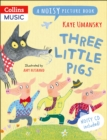 Three Little Pigs : A Noisy Picture Book - Book