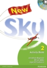 New Sky Activity Book and Students Multi-Rom 2 Pack - Book
