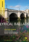 Lyrical Ballads: York Notes Advanced - Book