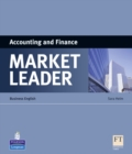 Market Leader ESP Book - Accounting and Finance - Book