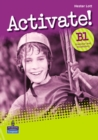 Activate! B1 Grammar and Vocabulary Book Version 2 - Book