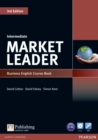 Market Leader 3rd Edition Intermediate Coursebook & DVD-Rom Pack - Book