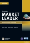 Market Leader 3rd Edition Elementary Coursebook & DVD-Rom Pack - Book