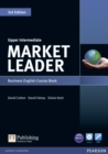 Market Leader 3rd Edition Upper Intermediate Coursebook & DVD-Rom Pack - Book