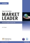 Market Leader 3rd Edition Upper Intermediate Practice File & Practice File CD Pack - Book