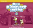 Our Discovery Island Level 2 Audio CD - Book