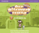 Our Discovery Island Level 3 Audio CD - Book
